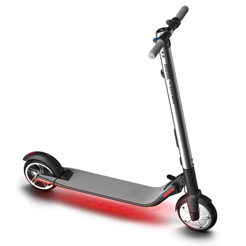 Segway Ninebot ES4 (ES2 Electric Scooter + EXTRA battery): 30km/h, 45km range!