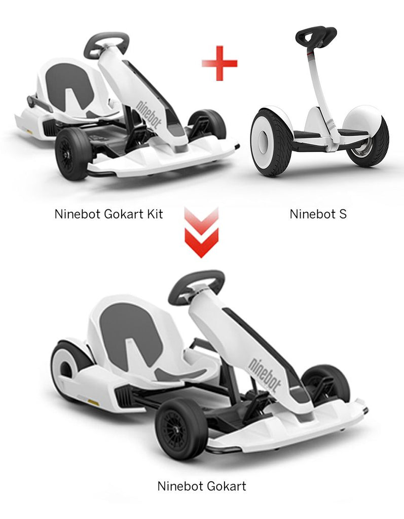 2019 NineBot Segway Go Kart kit PLUS MiniPro Bundle