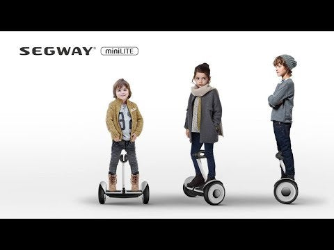 Ninebot MiniLite by Segway Self Balancing Scooter