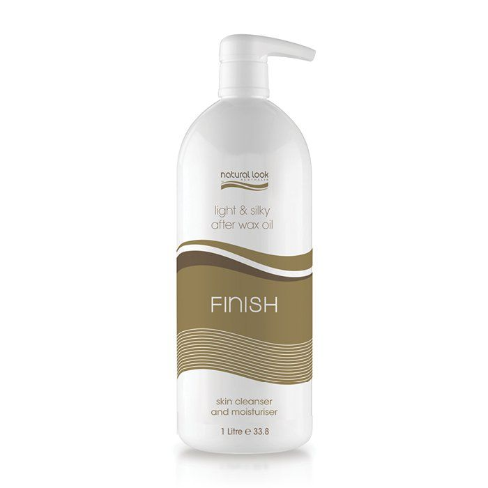 Natural Look Finish Oil 1 Litre
