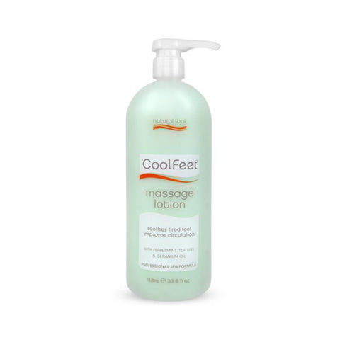 Cool Feet Massage Lotion