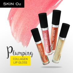Skin 02 Plump-a-licious Lip Gloss Set