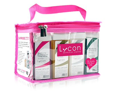 Lycon Cartridge Professional Waxing Kit