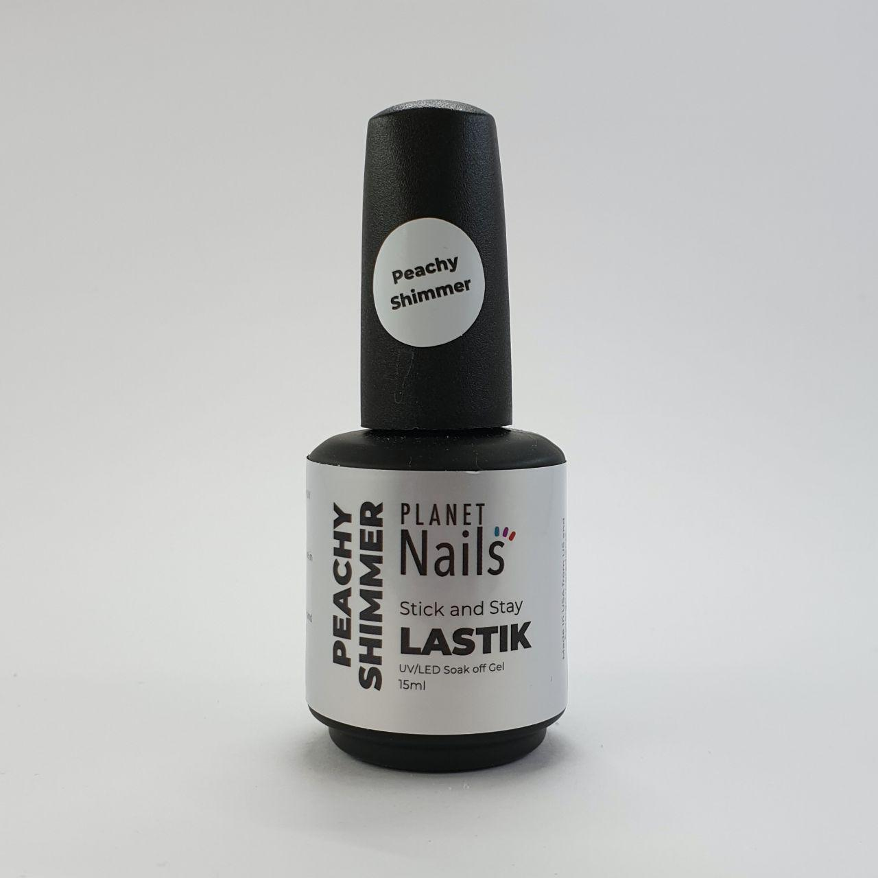 Lastik - Stick and stay - Soak off gel - 15ml