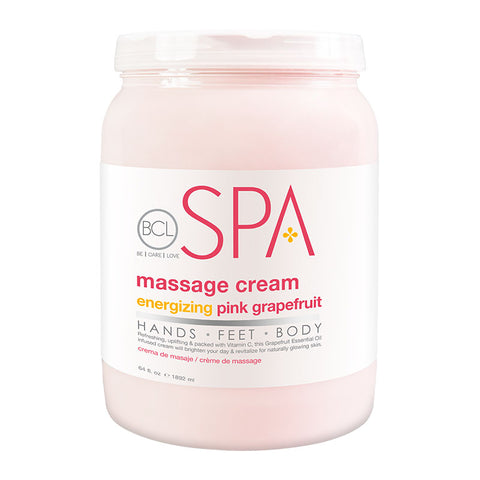 BCL Massage Cream 1.89l