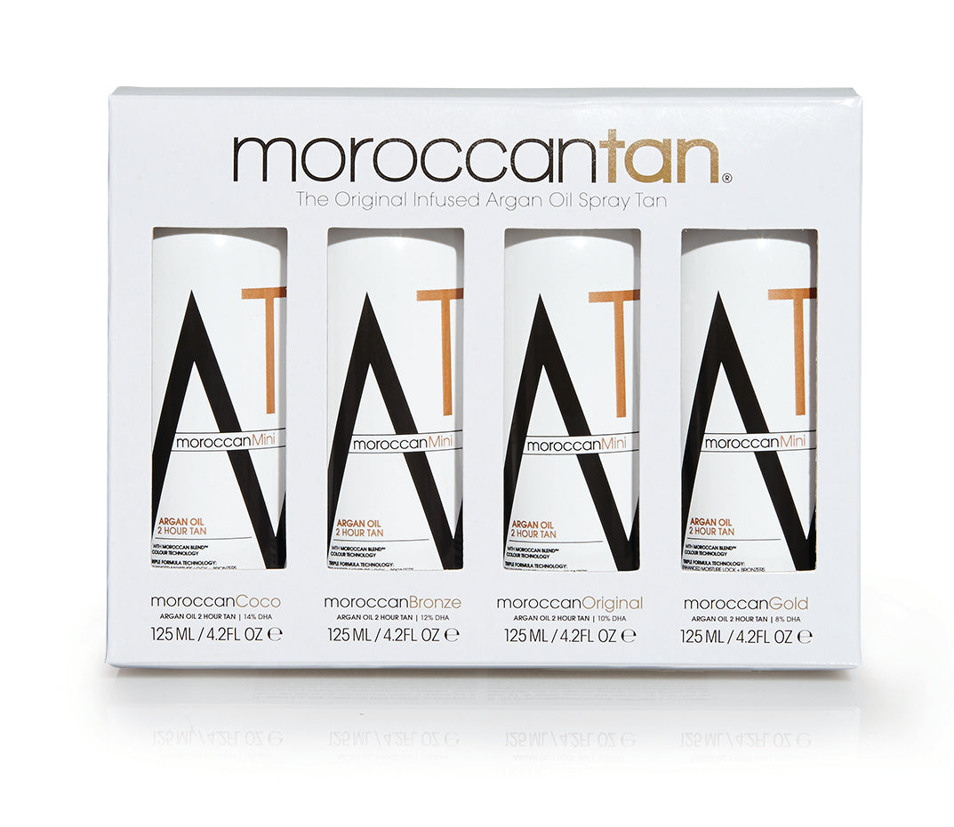 Moroccan Tan Professional Solutions