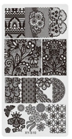 Stamping Plate 12 x 6