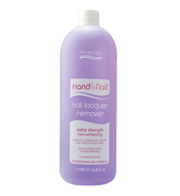 Natural Look Nail Polish Remover