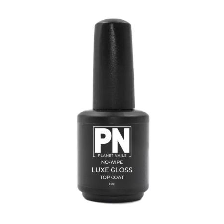 Planet Nails LUXE no wipe Top Coat - 15ml