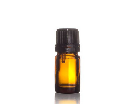Amber bottle mini 2ml