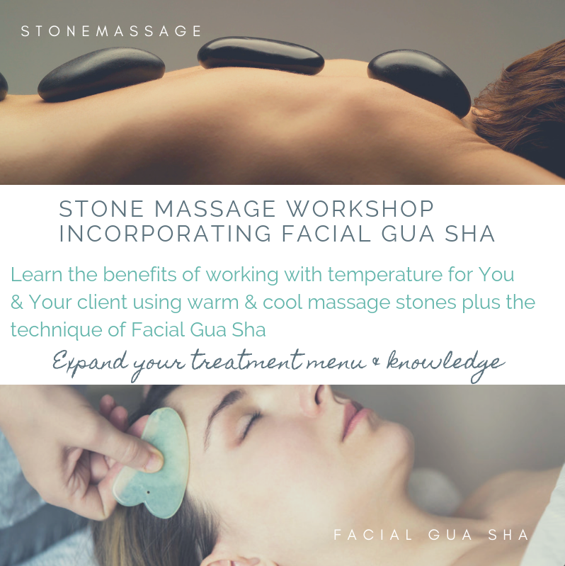 Hot & Cold Stone Therapy Massage Workshop