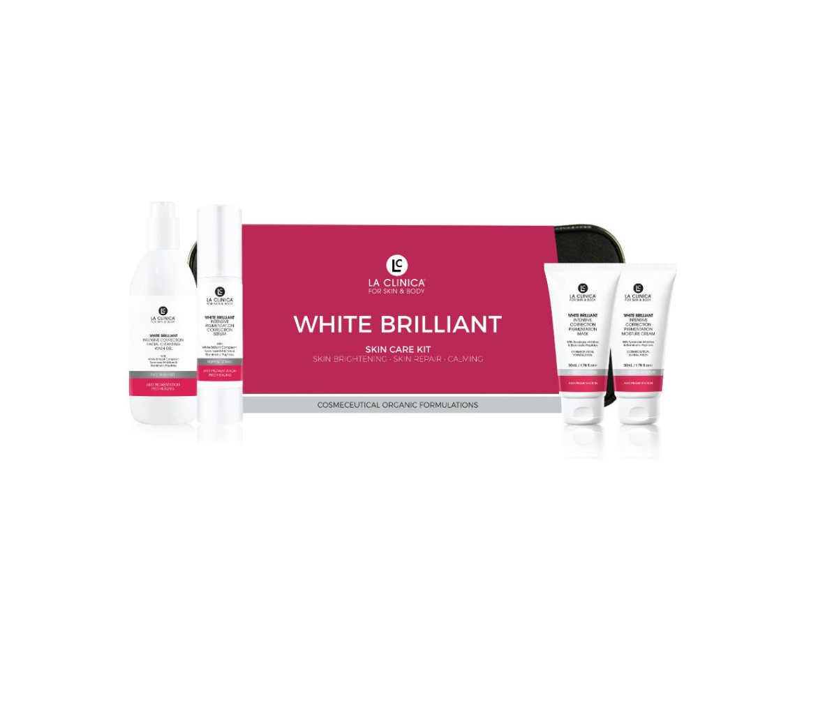White Brilliant Range
