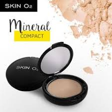 Skin 02 Mineral Compact Powder