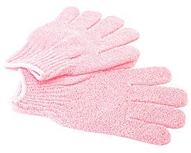 Body Scrubber Gloves