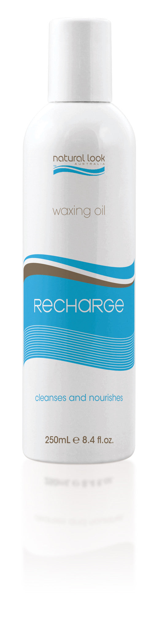 Natural Look Recharge Wax Oil
