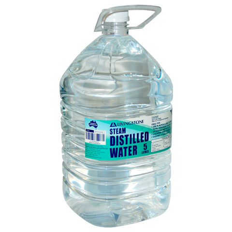 Distilled  Water 5 Litres