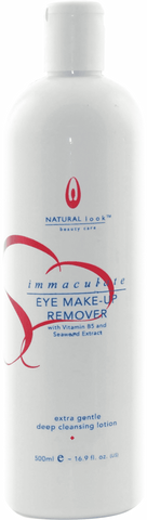 Immaculate Eye Make up Remover 500ml