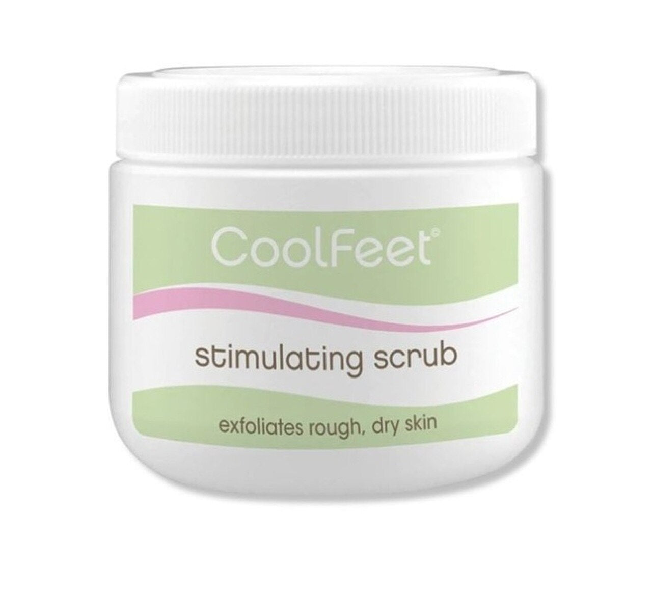 Cool Feet Stimulating Scrub
