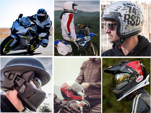 Helmets 101- For those new to the art of motorcycling
