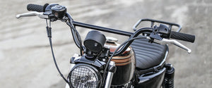 Motorcycle Handlebars and How They Affect Your Riding