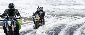 5 Must-Have's For Riding In The Snow