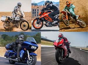 Motorcycles 101 - For those new to the art of motorcycling