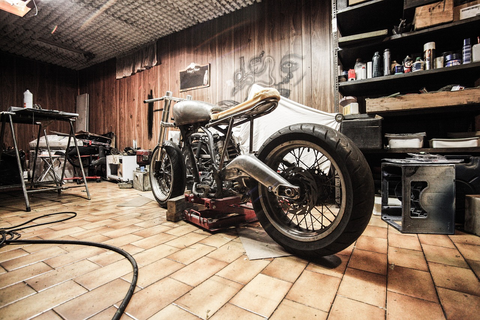 7 Motorcycle Tools