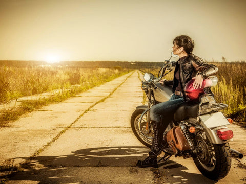 motorcycle riding gears and accessories for summer