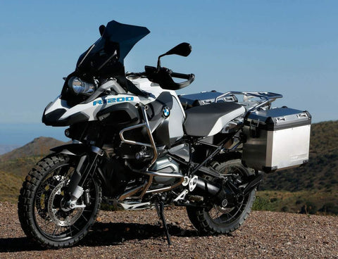 BMW R1200GS ADV Bike