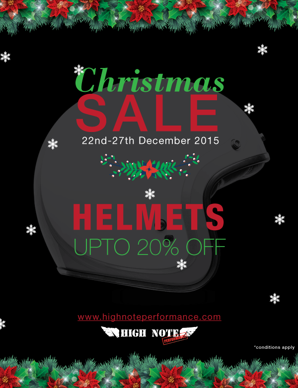 Christmas sale on bike accessories