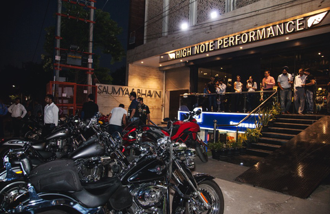 High Note Performance Store
