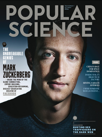 Popular Science Sept/Oct 2016 Edition