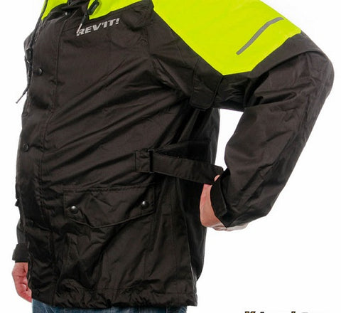 Revit! Nitric 2 H2O Rain Jacket