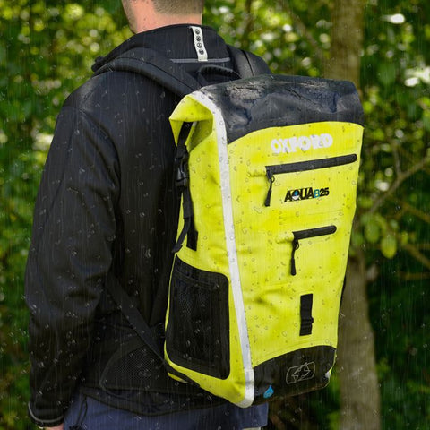 Oxford Aqua B-25 backpack