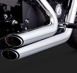 Vance & Hines Shortshots Staggered - Sportster