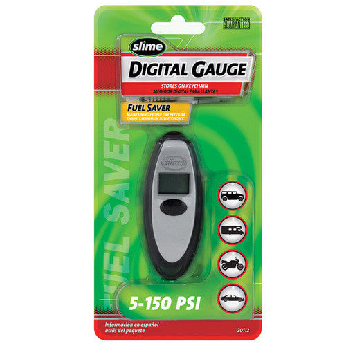 Slime Digital Gauge
