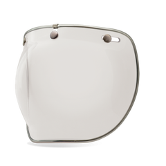 Bell 3 Snap Bubble Deluxe Shield - Clear