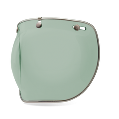 Bell 3 Snap Bubble Deluxe Shield - Mint
