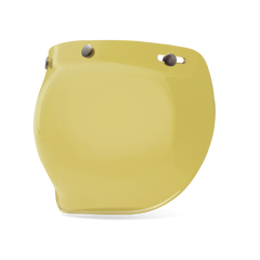 Bell 3 Snap Bubble Shield - Hi-Def Yellow