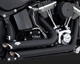 Vance & Hines Exhausts - Shortshots Staggered - Softail