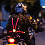 Oxford Commuter X4 Fiber Optic Rear Light