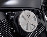 Vance & Hines Skullcap Crown Air Intake Cover