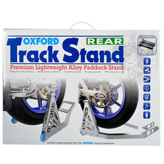 Oxford Aluminium Paddock Stand - Rear