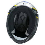 Bell Qualifier Air Trix Battle Helmet