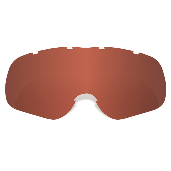 Oxford Assault Pro Tear Off Lens - Red Tint