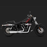 Vance & Hines Exhausts - Hi-Output 2-1 Short - Dyna