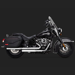 Vance & Hines Eliminator 300 Slip-ons - Softail Deluxe
