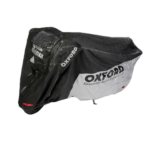 Oxford Rainex Deluxe Bike Cover-Medium
