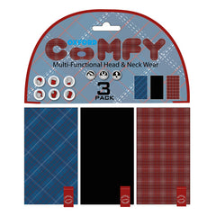 Oxford Comfy Plaid 3 Pack