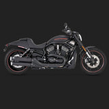 Vance & Hines Widow Slip-ons - VRSC Night Rod / V-Rod